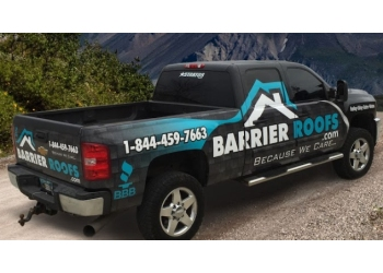 Lexington roofing contractor Barrier Roofs