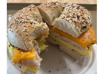 Ann Arbor bagel shop Barry Bagels