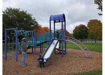 Syracuse public park Barry Park
