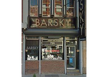 Philadelphia jewelry Barsky