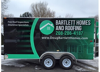 Boise City roofing contractor Bartlett Roofing