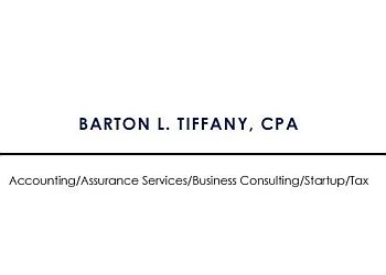 Winston Salem accounting firm Barton L. Tiffany, CPA