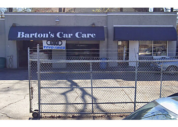 Memphis car repair shop Barton's Car Care