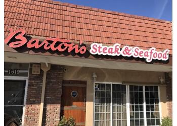 Simi Valley steak house Barton's Steak & Seafood
