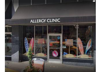 Portland allergist & immunologist Barzin Khalili, MD - Allergy Clinic