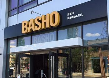 Boston japanese restaurant Basho Japanese Brasserie