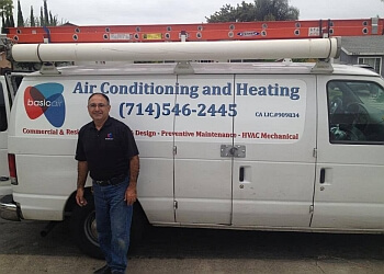 Costa Mesa hvac service  Basic Air Inc.