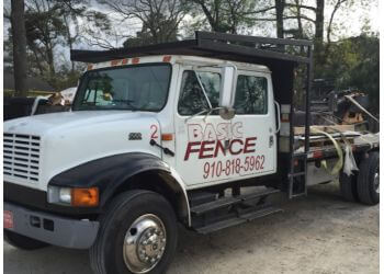 Fayetteville fencing contractor Basic Fence