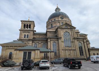 Milwaukee church Basilica of Saint Josaphat