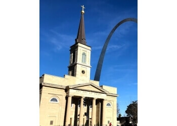 St Louis church Basilica of Saint Louis, King of France