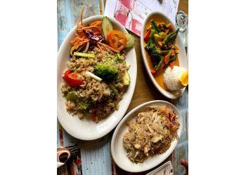 Worcester thai restaurant Basil n' Spice Thai Cuisine