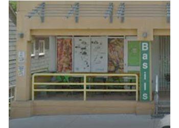 Jackson italian restaurant Basil's Fondren