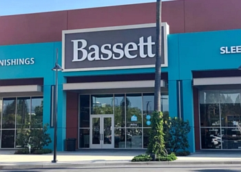 Irvine furniture store Bassett Home Furnishings