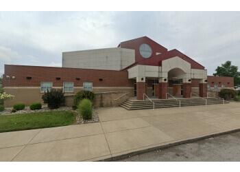 Louisville church Bates Memorial Baptist Church