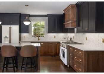 Alexandria custom cabinet Bath Plus Kitchen Design Remodel
