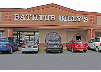 Rochester sports bar Bathtub Billy's Bar & Grill