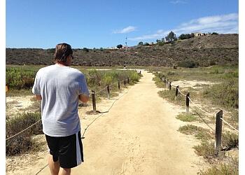 Oceanside hiking trail Batiquitos Lagoon Trail