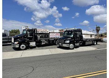 Riverside towing company Batmen Towing Inc.
