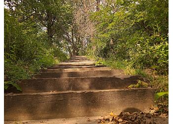 St Paul hiking trail Battle Creek Regional Park Trail