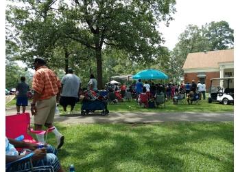 Jackson public park Battlefield Park