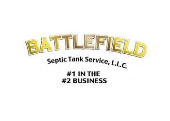 Springfield septic tank service BATTLEFIELD SEPTIC TANK SERVICE, LLC