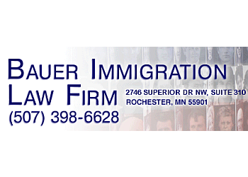 Rochester immigration lawyer Bauer Immigration Law Firm