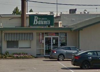 Baton Rouge cake Baum's Fine Pastries