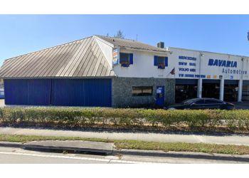 Fort Lauderdale car repair shop Bavaria Automotive