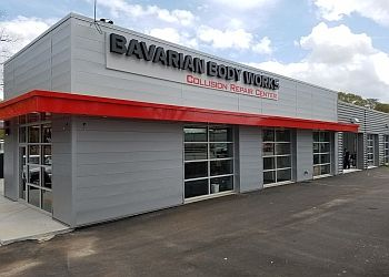 Atlanta auto body shop Bavarian Body Works