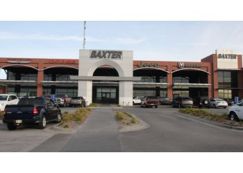 Omaha car dealership Baxter Chrysler Dodge Jeep Ram West Dodge