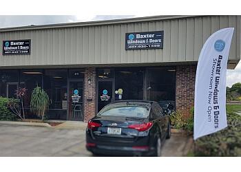 Orlando window company BAXTER Windows and Doors LLC