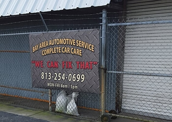 Tampa car repair shop Bay Area Automotive Services