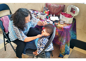 Oakland face painting Bay Area Face Painters