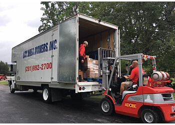 Pasadena moving company Bay Area Movers, Inc.