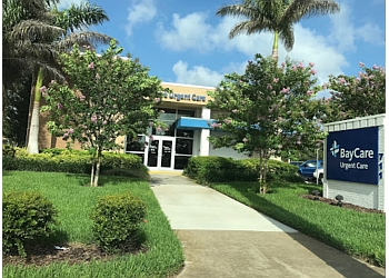 Clearwater urgent care clinic BayCare Urgent Care