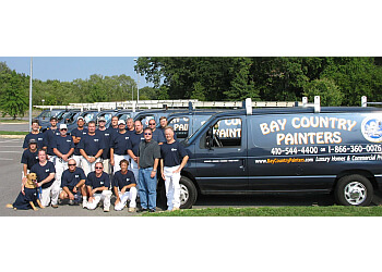 Baltimore painter Bay Country Painters