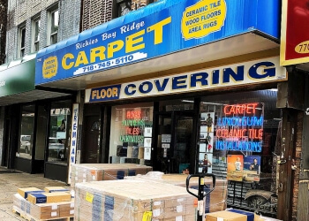 New York flooring store Bay Ridge Carpet & Linoleum