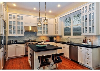 Oakland custom cabinet Bayfront Custom Cabinets and Closets
