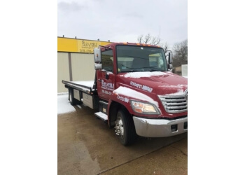 Shreveport towing company Bayou Wrecker Service LLC