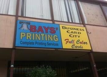 Fresno printing service Bays Printing