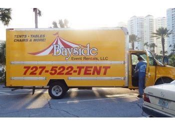 St Petersburg event rental company Bayside Event Rentals, LLC