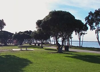 Chula Vista public park Bayside Park