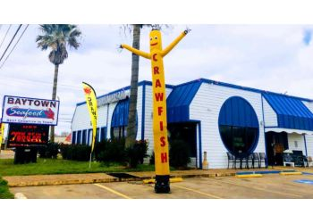 Pasadena Seafood Restaurant Baytown