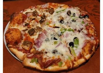 Indianapolis pizza place Bazbeaux Pizza