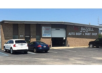 Montgomery auto body shop Bazzell Red & Son Auto Body & Paint Shop