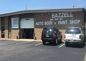 Montgomery auto body shop Bazzell Red & Son Inc.