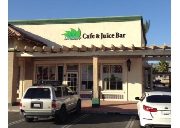 Moreno Valley juice bar Be Happy Cafe and Juice Bar