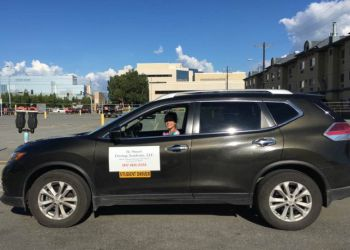 Anchorage driving school Be Smart Driving Academy LLC