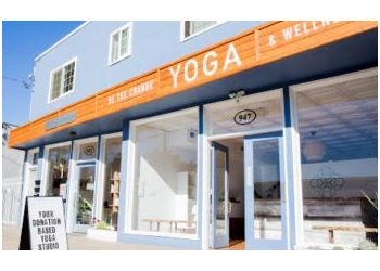 San Jose yoga studio Be The Change Yoga & Wellness