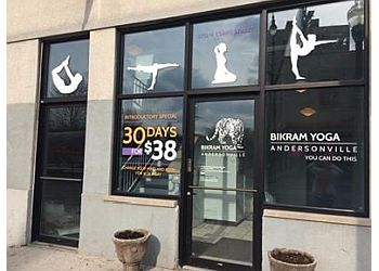 Chicago yoga studio Be Yoga Andersonville